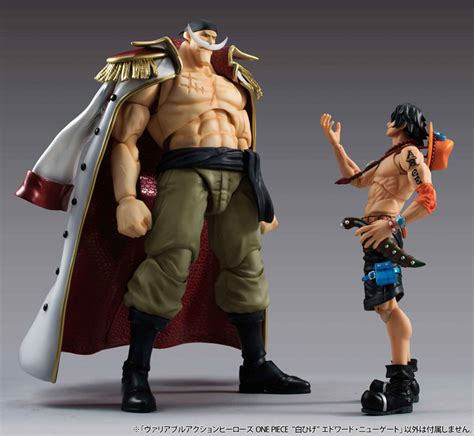 Figure Whitebeard amiami character hobby shop variable heroes one quot whitebeard quot edward