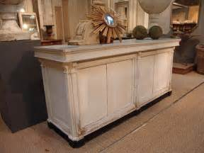 Vintage Reception Desk Antique Repro Check Out Counter Reception Desk