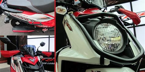 Termurah Aksesoris Protector Yamaha X Ride Set Guard Le aksesoris resmi modifikasi yamaha x ride