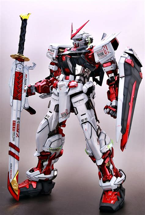 Pg 160 Astray Frame Daban gundam pg 1 60 astray frame painted build