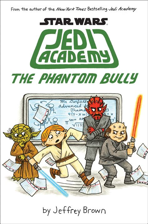 jedi academy the phantom bully by jeffrey brown