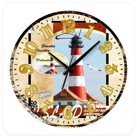 cool wall clocks vertical home garden wholesale 12 absolutely silent living room decoration