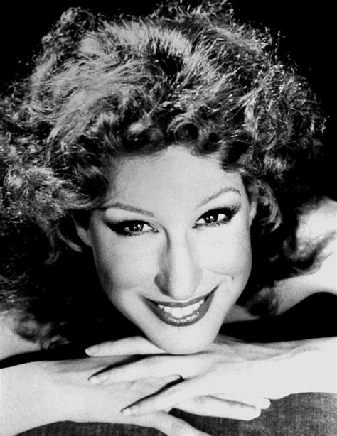 bette midler picture of bette midler