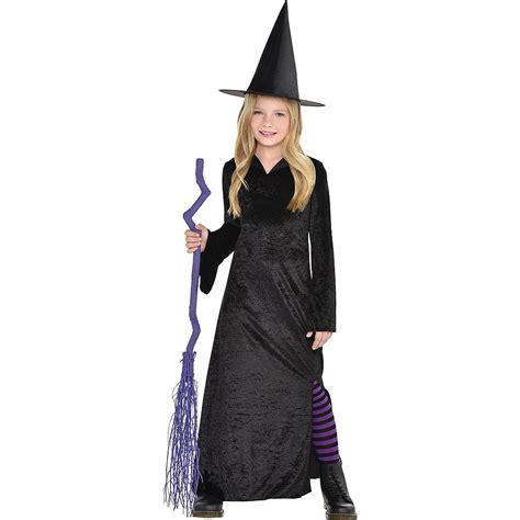 child black witch dress party city