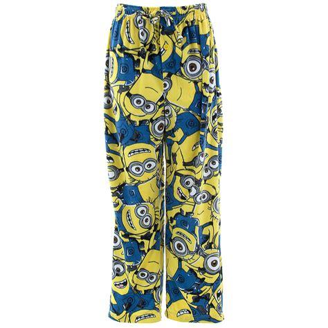 Pajamas Minion despicable me minions fleece pajama for click to enlarge