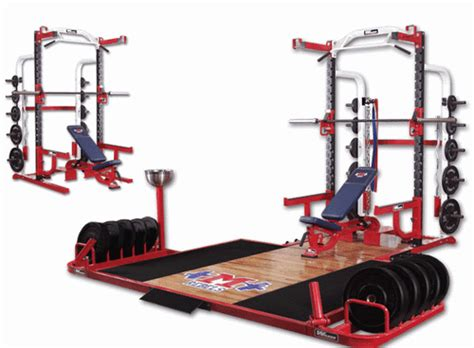 Fitness Gear Pro Half Rack For Sale by Wilder Free Weight Laser Half Rack And Bench The Bench Press All American Fitness Custom