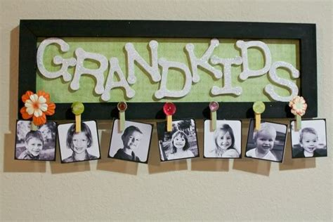 christmas gifts tomake forgrandparents diy gift ideas for grandparents day