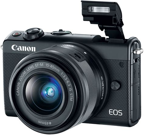 canon with canon eos m100 review