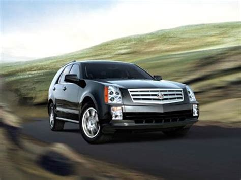 2005 cadillac srx pricing ratings reviews kelley