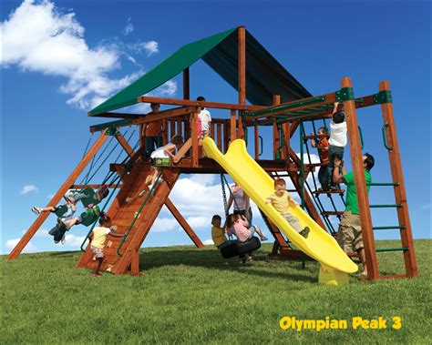 swing sets charlotte nc olympian peak charlotte playsets wooden swing sets and