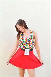bubblegum machine costume diy gumball machine costume reverate