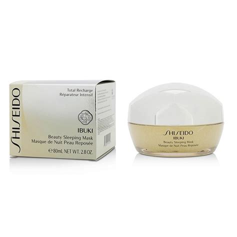 Shiseido Ibuki Sleeping Mask shiseido new zealand ibuki sleeping mask by