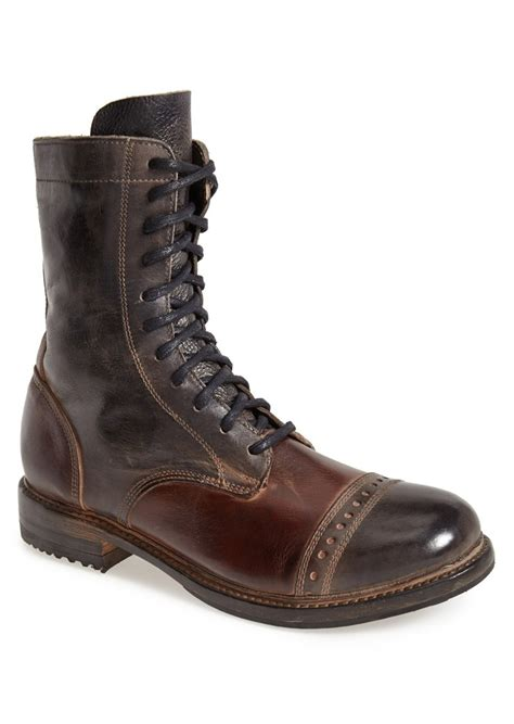 Bed Stu by Bed Stu Bed Stu Declaration Cap Toe Boot Shoes