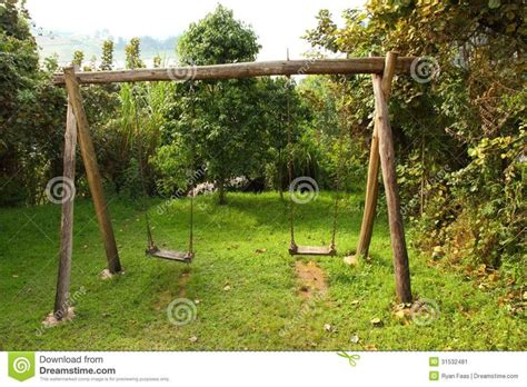 natural swing best 25 wooden swings ideas on pinterest