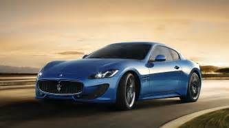 Maserati Granturismo Blue 11 Facts About The 2015 Maserati Granturismo