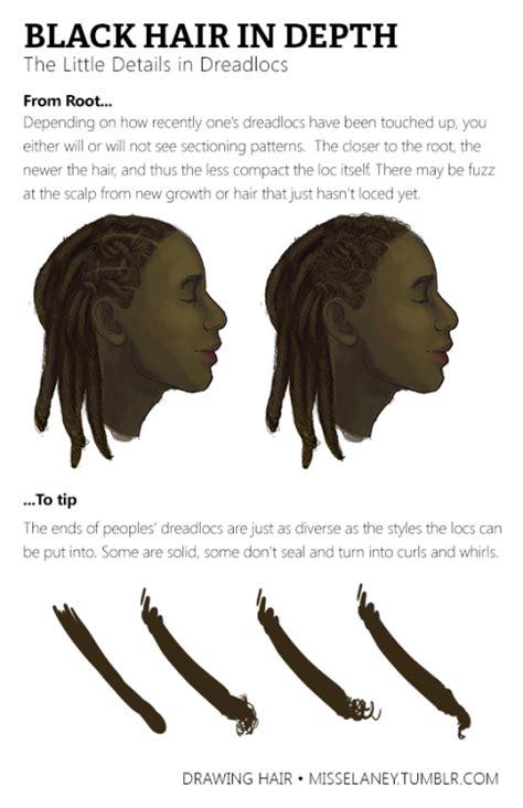 drawing hairstyles pdf black hair natural hair artist reference dreadlocs