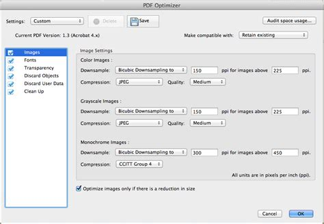 compress pdf adobe how to reduce pdf file size on mac with or without preview