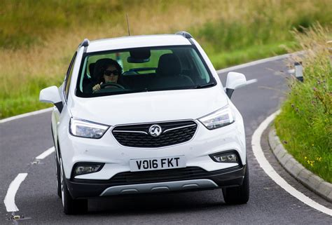 vauxhall mokka 2017 facelifted vauxhall mokka x starts from 163 17 590 gets