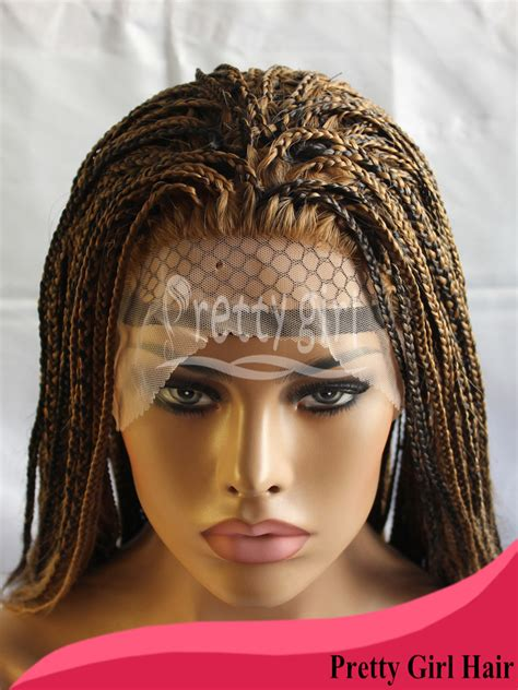 micro braid wigs for sale free shipping small afro micro braids glueless synthetic