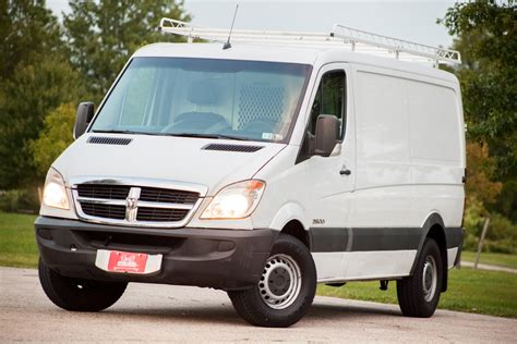 dodge sprinter for sale dodge sprinter 2500 for sale carfax certified