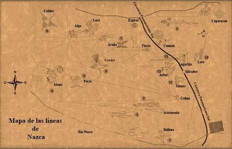 imagenes satelitales lineas de nazca cultura nazca historia del per 250