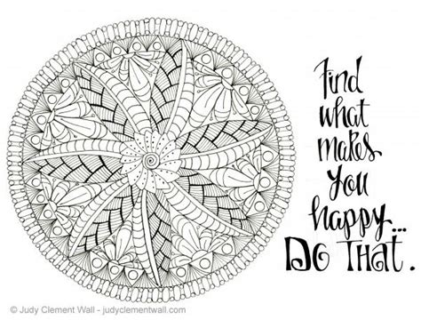 mandala coloring book where to buy find what makes you happy mandala coloring page