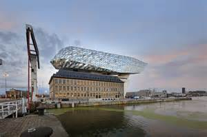 gallery of antwerp port house zaha hadid architects 20