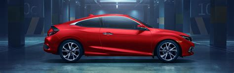 2019 Honda Civic Coupe by 2019 Honda Civic Coupe