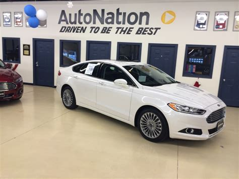 Auto Nation Ford by Autonation Ford Amherst