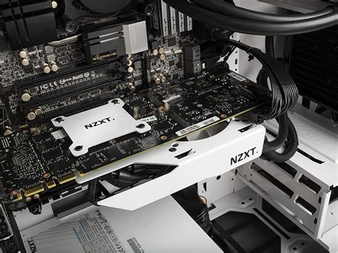 Corsair H115i By Nano Komputer nzxt introduces kraken g10 gpu bracket for cpu coolers and