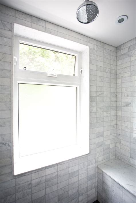 how to cover a bathroom window 17 best ideas about window in shower on pinterest shower window tiled bathrooms and