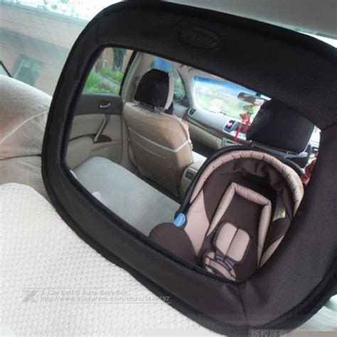 baby car mirror with light 2015 new car safety seat mirror view back baby car safety