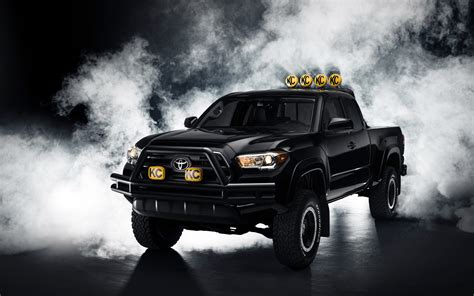 Back To The Future Toyota 2016 Toyota Tacoma Back To The Future Wallpaper Hd Car