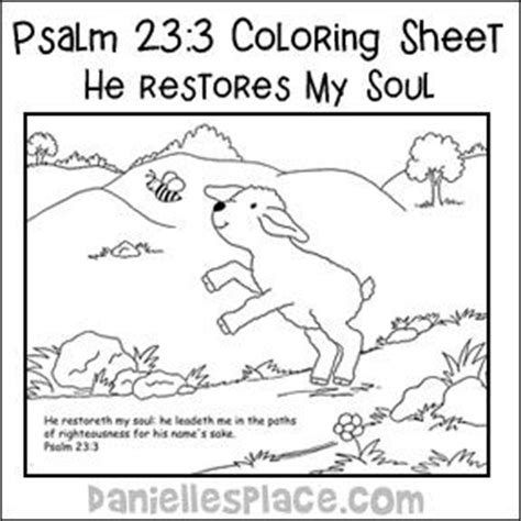 22 best images about psalm 23 crafts on pinterest bible