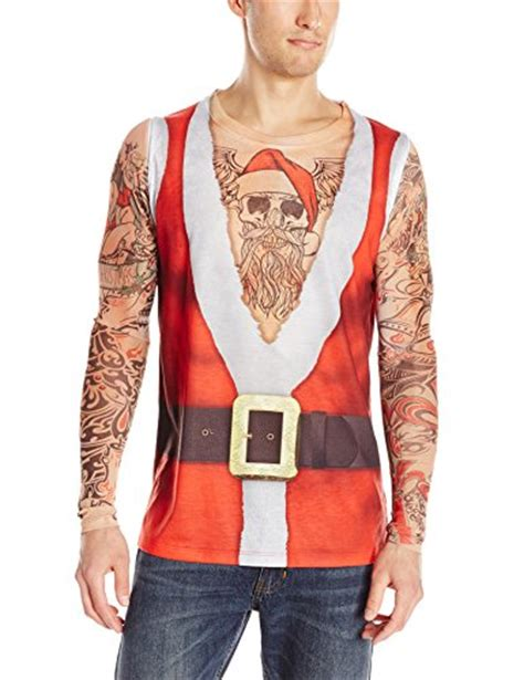 tattoo xmas shirt top 40 ugly christmas sweaters for gamers geeks