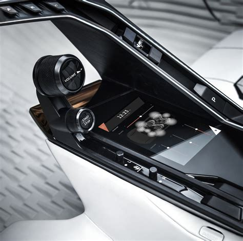 car maker peugeot sounds peugeot fractal concept is vision of