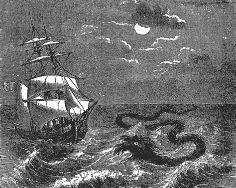The Great Sea Serpent new page books creature of the month the sinuous sea