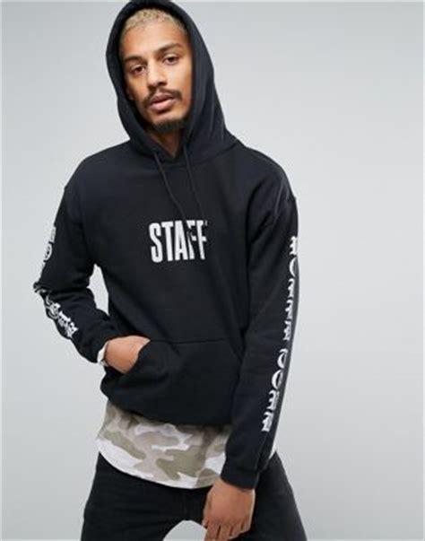 Jaket Hoodie Sweater Purpose Tour Justin Bieber Staff Pria Wanita 1 bravado tour merch justin bieber purpose tour staff hoodie