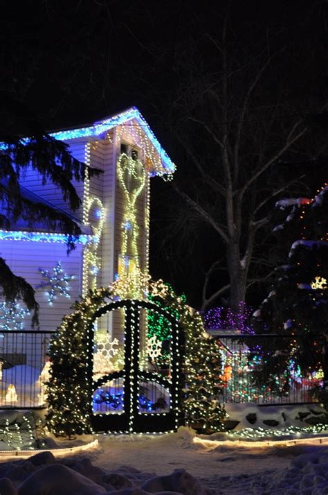 yeg christmas spots in edmonton alberta canada navidad navidad alrededor de los mundos