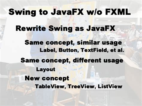 javafx vs swing swing to javafx 28 images from swing to javafx from