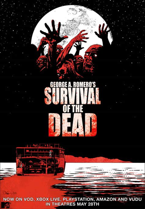 Survival Of The Dead 2009 Full Movie Review Survival Of The Dead Ones2watch4