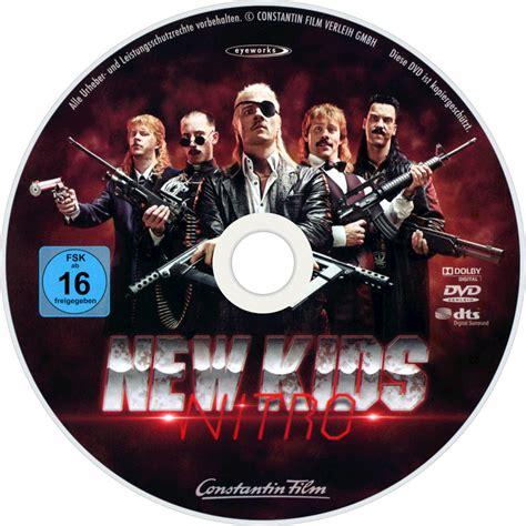 New Kids Nitro 2011 International Cover N