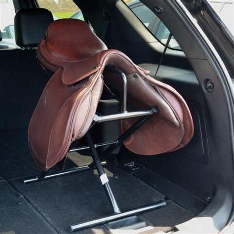 Car Saddle Rack by Collapsible Travel Saddle Rack Car Saddle Rack Big S