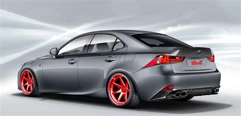 Lexus Isf Kit by Illest Clothing Brand Creates Lexus Is F Sport Kit