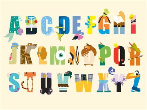 disney alphabet 35 best disney lettering images on pinterest disney