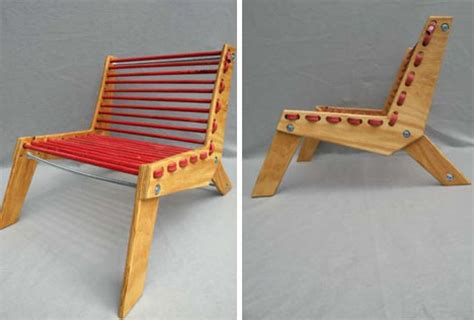 Inexpensive Comfy Chairs How To Recycle A Rubber Hose Into A Cheap Comfy Chair