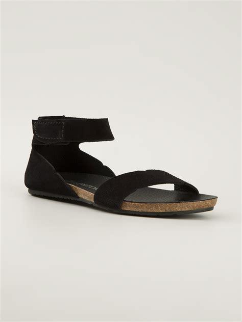 Original Pedro Shoes 1 pedro garcia sandal in black lyst