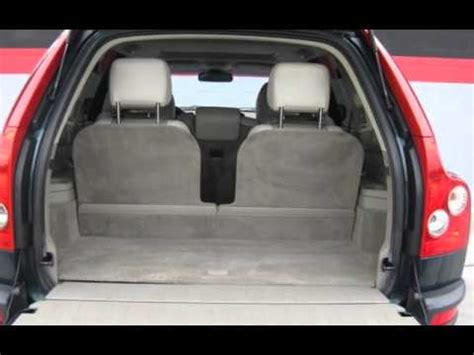 volvo xc90 3rd row seat removal 2004 volvo xc90 t6 w 3rd row seat for sale in