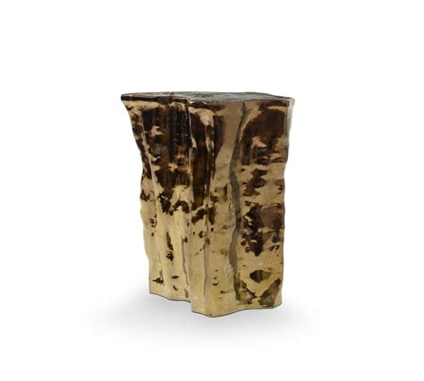 Ceramic Side Table Ceramic Side Table By Boca Do Lobo Demorais International