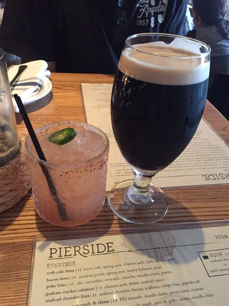 Pierside Kitchen And Bar by Jalape 241 O Business And Imperial Stout Yelp